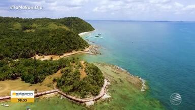 'Meu Sábado de Verão': Bom dia Sábado visita a praia mais limpa do Norte-Nordeste - Veja na reportagem especial do BDS.