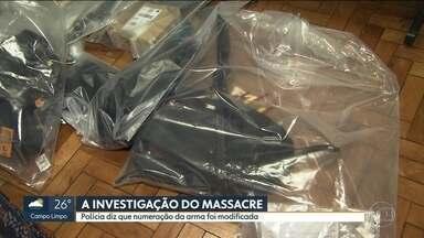 Polícia tenta traçar perfil dos assassinos de Suzano - Os policiais estiveram em mais de 30 endereços de conhecidos dos assassinos.