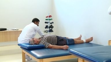 Clínica oferece atendimentos gratuitos de fisioterapia em Rio Grande - Pacientes podem procurar, de graça, atendimentos na Faculdade Anhanguera. Sessões são oferecidas para casos de fibromialgia.