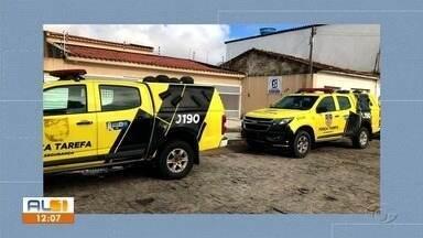 Operação MIDAS: representantes de construtoras são presos em Arapiraca - MP-AL e PM cumpriram mandados de busca e apreensão em Arapiraca; construtoras são acusadas de lavagem de dinheiro e falsidade ideológica.