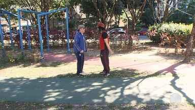 Humor: Jair e Vicentino falam sobre o Ba-Vi do Campeonato Baiano - Confira as provocações da dupla de torcedores.