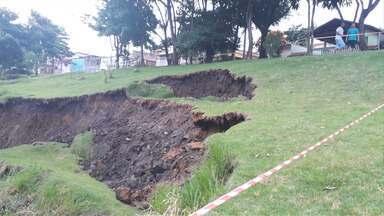 Estação mais quente do ano termina com risco de deslizamentos e enchentes - Alerta é do Cemaden.