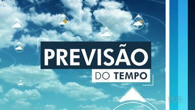 Chuva não dá trégua nos próximos dias na região de Londrina - Tempo deve ficar fechado até, pelo menos, segunda-feira (18) da semana que vem.