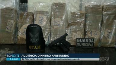 Justiça faz primeira audiência de homem que estava com 857 mil reais escondidos em carro - Paulo Lucas de Oliveira Dias foi preso após uma abordagem da Guarda Municipal no ano passado.