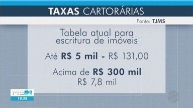 Papo das Seis: Corregedor do TJMS fala sobre revisão de taxas cartorárias - Em Mato Grosso do Sul.