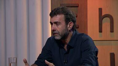 Marcelo Freixo, 1 ano após a morte de Marielle Franco