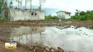 Lixão urbano: gestora ambiental alerta para risco de contaminação em Lagoa da Confusão - Lixão urbano: gestora ambiental alerta para risco de contaminação em Lagoa da Confusão