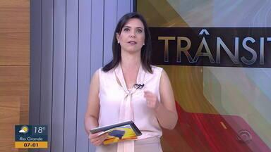 Confira como fica o trânsito em Porto Alegre para o carnaval - Assista ao vídeo.