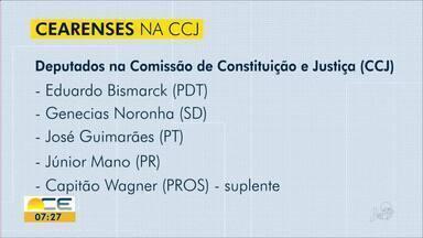 Cinco cearenses estão na comissão que vai iniciar análise da proposta da previdência - Veja o comentário de Inácio Aguiar.