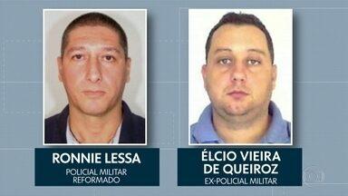 Acusados de matar Marielle e Anderson serão ouvidos nesta sexta (15) pela polícia - A Delegacia de Homicídios apreendeu aras na casa de Ronnie Lessa, um dos acusados de matar Marielle Franco e Anderson Gomes.