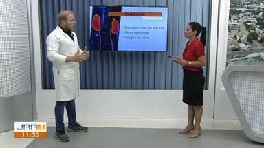 Médico de RR fala sobre prevenção da cólica renal - O nefrologista Rudolf Wilt explica quais são os fatores de risco e as melhores formas para evitar problemas a doença.