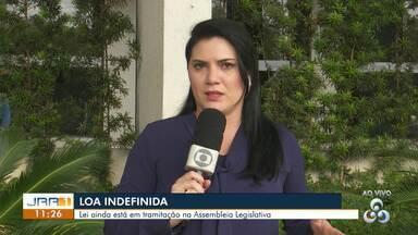 Assembleia Legislativa suspende sessão e votação da LOA é adiada novamente em RR - Assessoria de Comunicação da Assembleia Legislativa foi procurada, mas não se manifestou.
