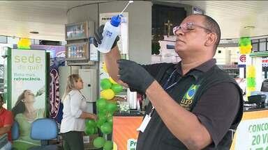 Ação da ANP mostra como identificar combustível de qualidade em São Luís - Só na semana passada, mais de 20 postos foram fiscalizados no estado.