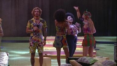 Rízia sobre show de IZA: 'Realizei mais um sonho' - Rízia fala sobre show
