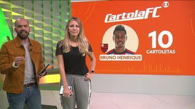 Kannemann, do Grêmio será o jogador mais caro do Cartola e Bruno Henrique, do Flamengo terá preço promocional - Kannemann, do Grêmio será o jogador mais caro do Cartola e Bruno Henrique, do Flamengo terá preço promocional