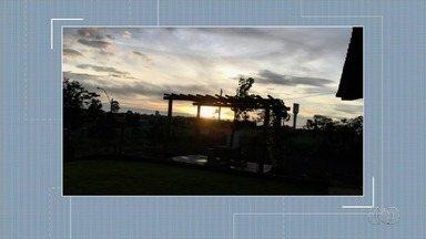 Telespectadores enviam fotos do amanhecer para o BDG - No final da semana, é realizado uma seleção das três melhores.