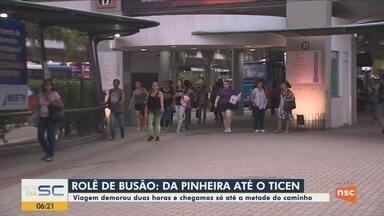 Equipe do BDSC faz trajeto da Praia da Pinheira a Florianópolis e demora duas horas - Equipe do BDSC faz trajeto da Praia da Pinheira a Florianópolis e demora duas horas