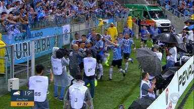 Reveja o gol que garantiu a vitória do Grêmio no Gre-Nal 418 - Assista ao vídeo.