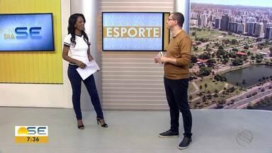 Confira as notícias do esporte desta segunda (18/03) - Thiago Barbosa destaca rodada de abertura do Campeonato Sergipano.