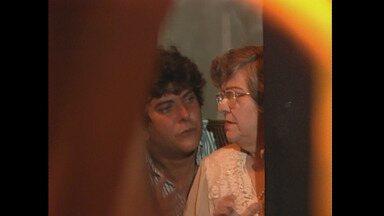 Jorge Fernando e sua mãe Hilda Rebello contracenaram juntos em 'Rainha da Sucata' - Reveja!