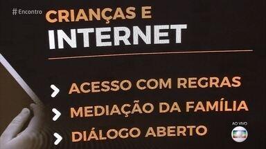 Jairo Bouer e Caroline Arcari dão dicas para pais protegerem os filhos nas redes sociais - Veja os cuidados que os pais precisam ter para que as crianças não fiquem tão vulneráveis na internet