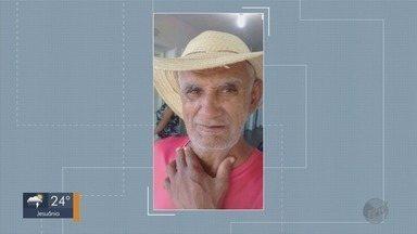 Homem com Alzheimer é encontrado na zona rural de Campanha (MG) - Homem com Alzheimer é encontrado na zona rural de Campanha (MG)