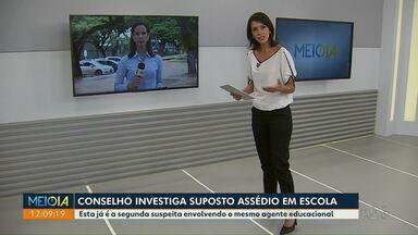 Conselho Tutelar investiga suspeita de assédio em escola de Maringá - Caso foi denunciado pela mãe de um aluno da rede estadual.