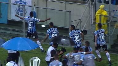Corinthians e Grêmio vencem nos campeonatos estaduais - Corinthians e Grêmio vencem nos campeonatos estaduais