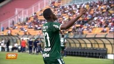 São Paulo 0 x 1 Palmeiras: veja como foi o clássico do Pacaembu, no sábado - São Paulo 0 x 1 Palmeiras: veja como foi o clássico do Pacaembu, no sábado