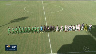 Salgueiro derrota o Petrolina em jogo pela última rodada da 1º fase do Pernambucano - Confira os lances da partida.