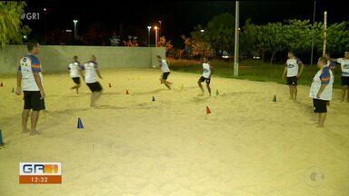 Árbitros da Copa TV Grande Rio de Futsal se preparam para o torneio - A competição terá início no sábado (23).