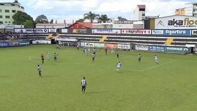 Athletic perde para CAP Uberlândia pelo Módulo 2 do Mineiro - Com gol de Danielzinho, time do Triângulo venceu em São João del Rei