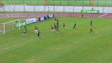 Athletico goleia novamente e mantém liderança da chave no segundo turno - Furacão bate Maringá por 4 a 0 e chega a 12 gols em duas partidas na Taça Dirceu Krüger