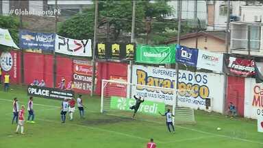 Rio Branco bate Paraná Clube e respira na briga contra o rebaixamento - Leão da Estradinha abre vantagem sobre o lanterna Foz e se aproxima do Maringá