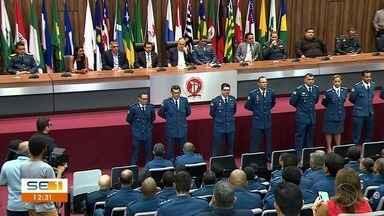Bombeiros que atuaram em Brumadinho são homenageados - Bombeiros que atuaram em Brumadinho são homenageados.