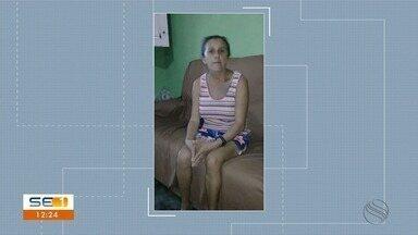 Moradora de Povoado de Lagarto a presença de médicos na localidade - Moradora de Povoado de Lagarto a presença de médicos na localidade.