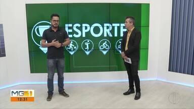 Esporte: Confira os destaques do Módulo II e outras competições regionais. - Comentarista fala sobre os melhores lances.