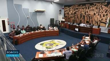Aprovada lei que tira do prefeito responsabilidade sobre reajuste da passagem em PG - Conselho Municipal de Transportes passa a ter caráter deliberativo.