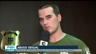 Homem é preso suspeito de estupro de Homem é preso suspeito de est em escola da Zona Leste - Homem é preso suspeito de estupro de vulnerável em escola da Zona Leste