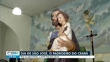 Dia de São José: entenda a data celebrada no Ceará - Se chover no dia 19, agricultores acreditam num inverno com muita chuva