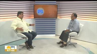 Fala Bola: secretário fala sobre novidades no futebol piauiense - Fala Bola: secretário fala sobre novidades no futebol piauiense