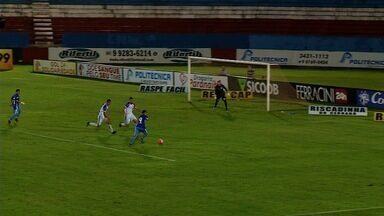 Os gols de Itumbiara 2x2 Grêmio Anápolis pelo Goianão - Equipes ficam no empate no estádio JK