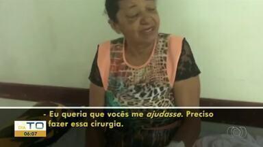 De norte a sul, problemas nos hospitais do Tocantins se acumulam - De norte a sul, problemas nos hospitais do Tocantins se acumulam