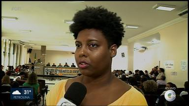 Sessão solene na Câmara de Vereadores de Petrolina discute racismo - A programação foi alusiva ao Dia Internacional de Luta Contra a Discriminação Racial.