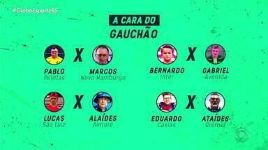 Conheça os torcedores que representam seus times no 'A Cara do Gauchão' - Vote em globoesporte.com/rs.