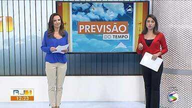 Meteorologia prevê risco de temporal a qualquer hora do dia no Sul do Rio - Áreas de instabilidade estão a todo vapor por causa de um vento frio e úmido que está vindo do mar.