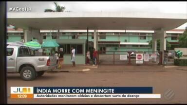 Após morte de indígena, autoridades descartam surto de meningite em Altamira - Coordenação distrital indígena da região de Altamira afirma que não há surto da doença mesmo após a confirmação de dois casos.