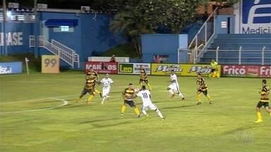 Veja os gols da última rodada do Goianão - Rodada classifica Anapolina e Aparecidense e rebaixa Itumbiara.