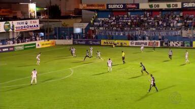 Tupi perde para URT na despedida do Campeonato Mineiro - Galo Carijó sai na frente, mas é derrotado de virada em Patos de Minas