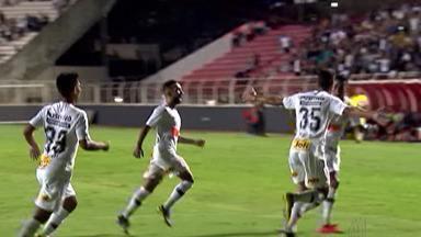 São Paulo empata com o São Caetano e vai às quartas de final do Paulistão - Santos perdeu por 4 a 0, mas também se classificou.